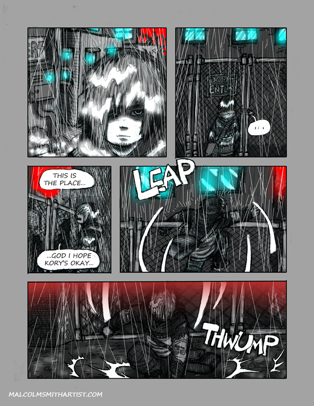 City of Shadows page 7