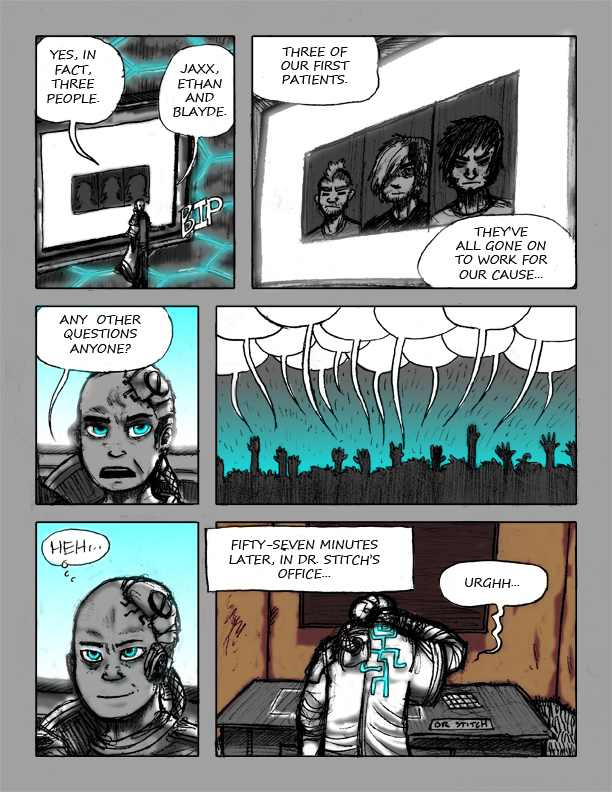 City of Shadows page 12
