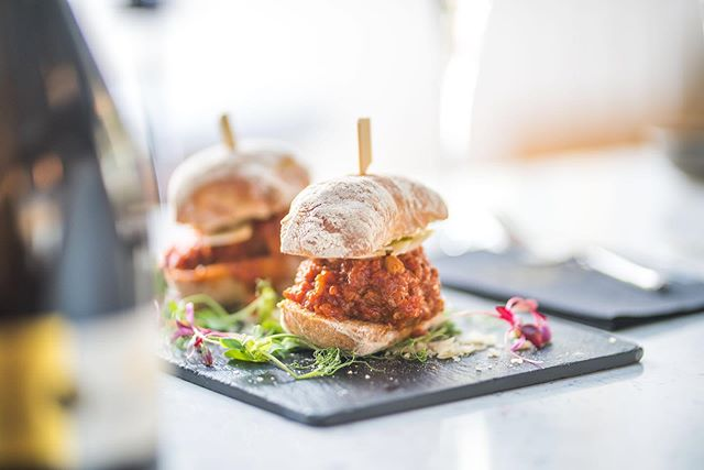 Have you tried our meatball sliders? 👨🏻‍🍳