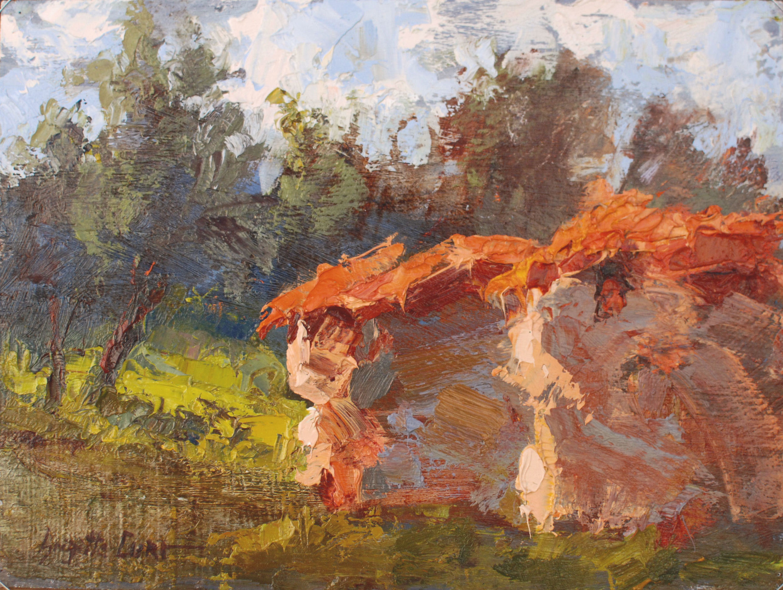 In the Olive Grove 9 x 12.jpg