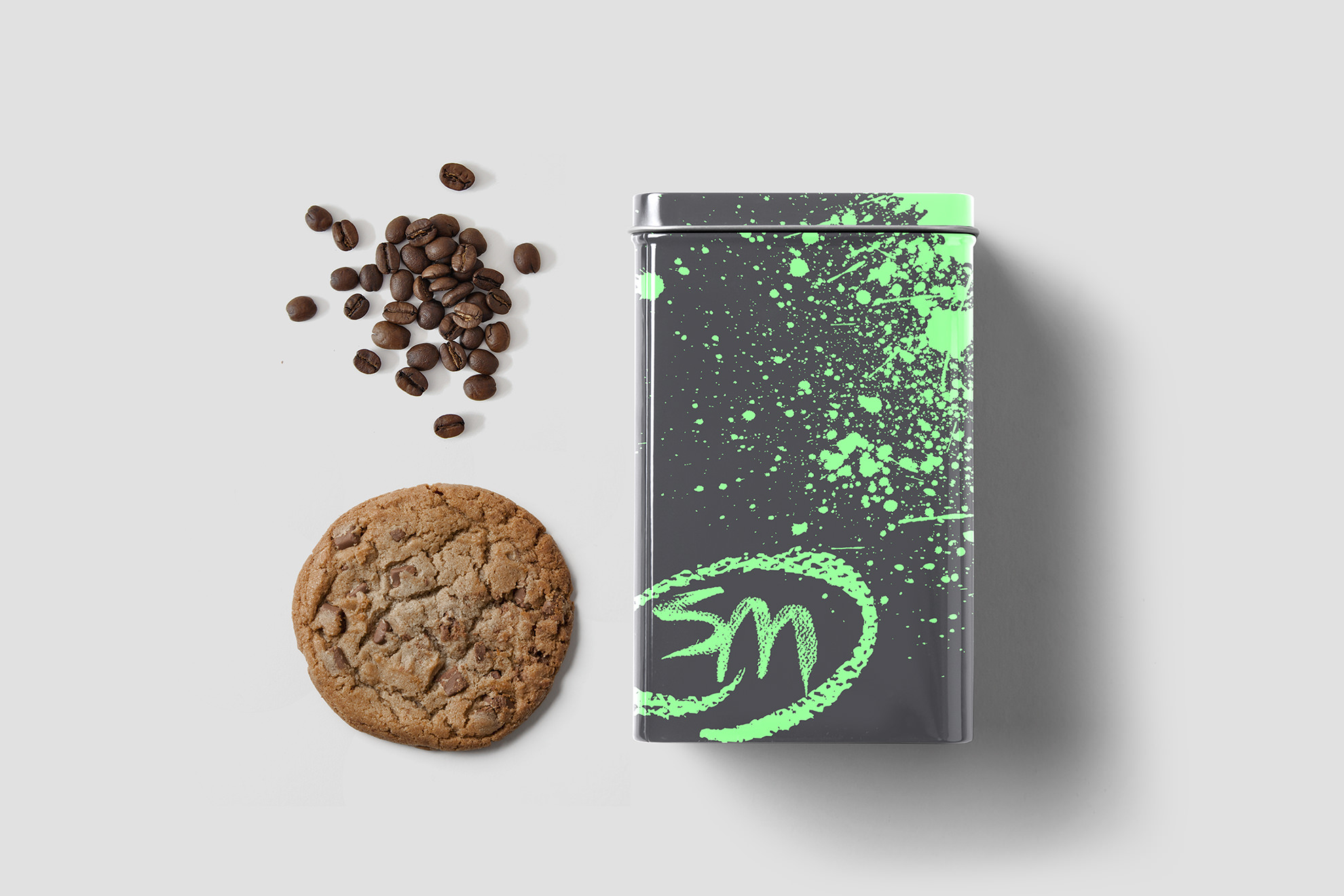 Tin Can with Cookie and Coffee Beans.jpg