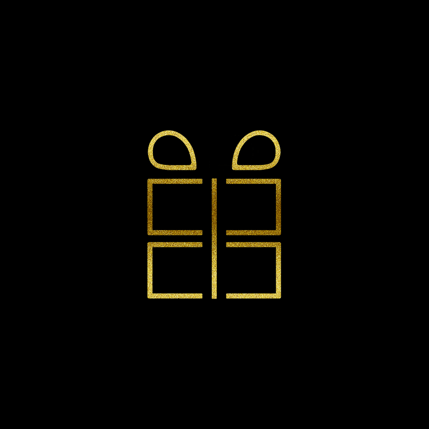 Logo - Gold on Black
