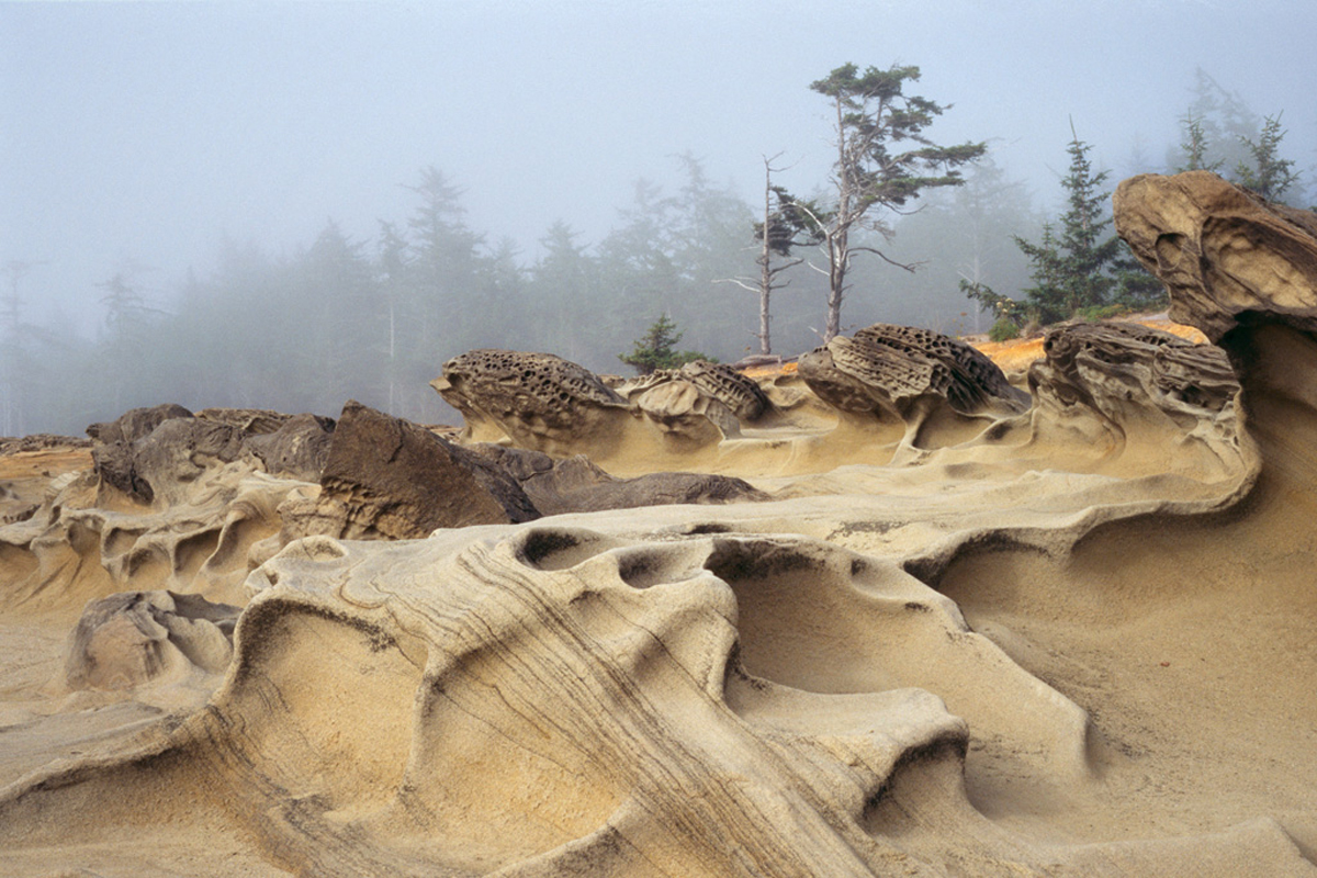 Sedimentary Sculpture