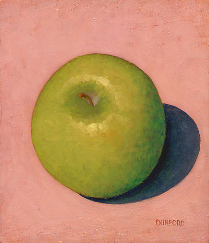 Granny Smith in Pink