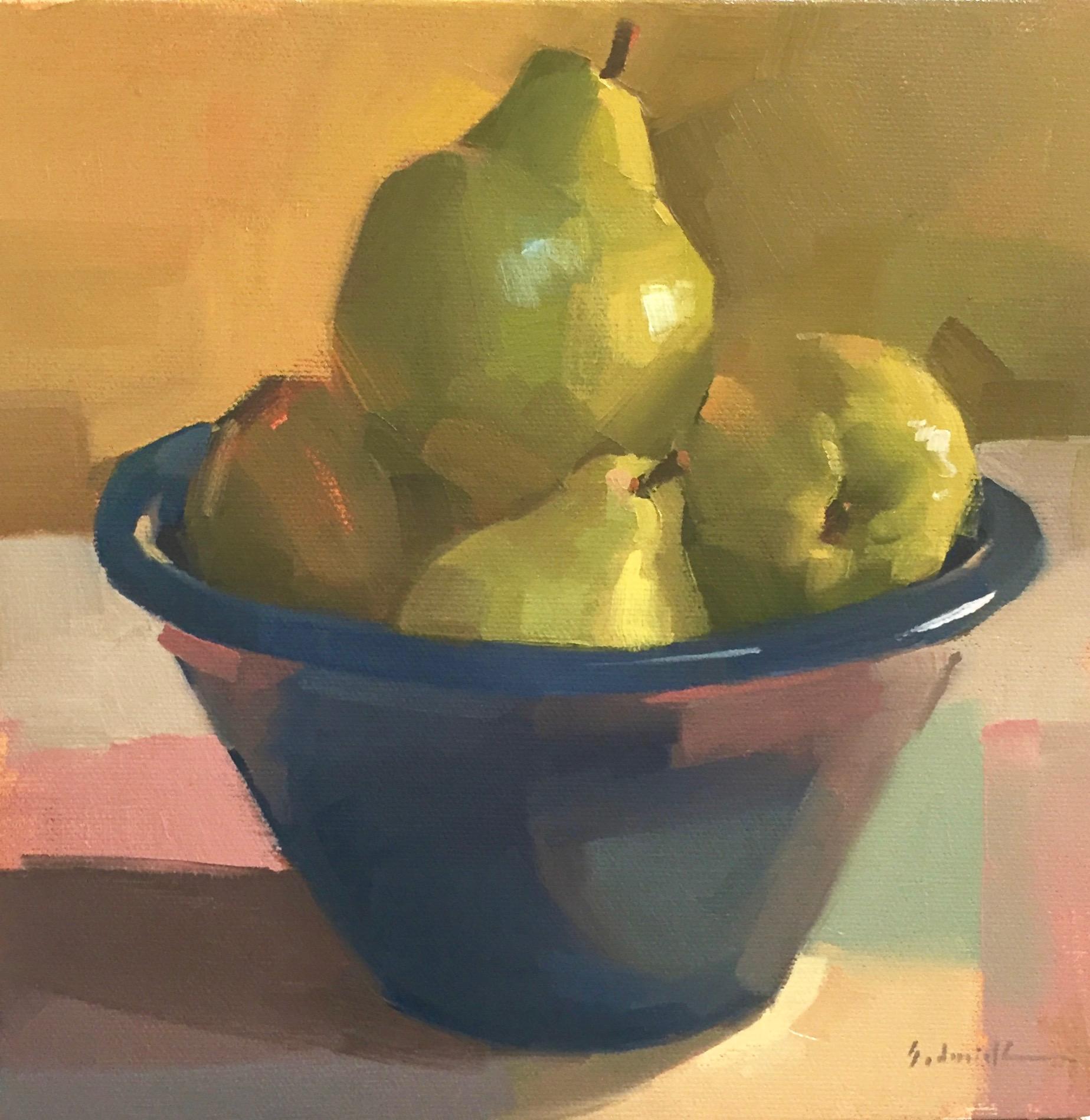 Peaceful Pears