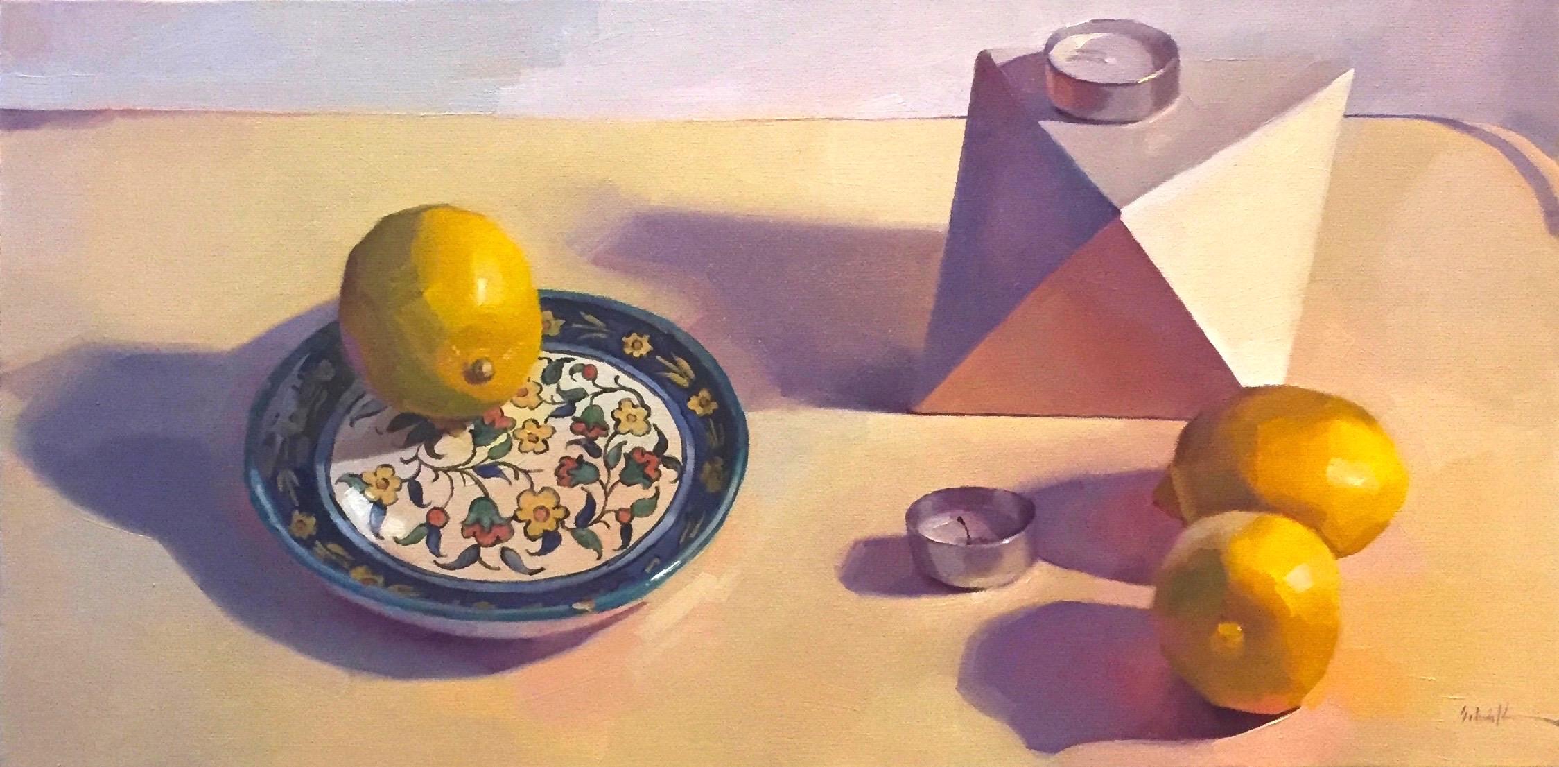White Object, Lemons