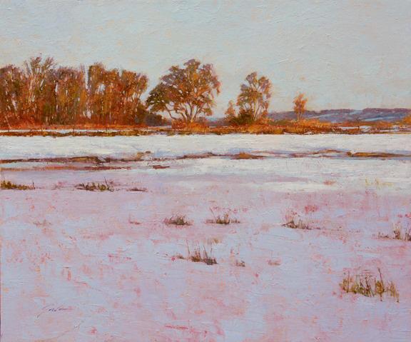 Winter Fields, Bayview