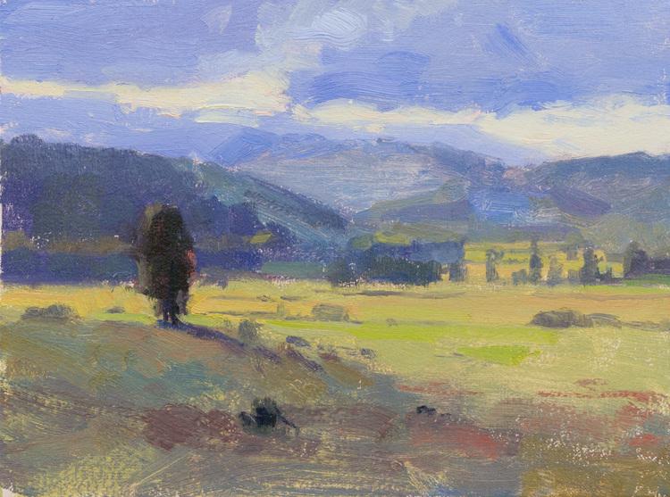 Teenaway Valley