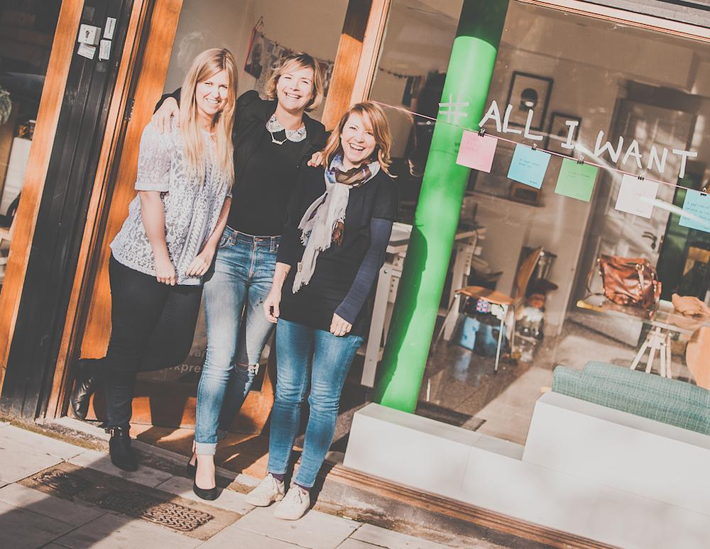 Us outside the shop.jpg