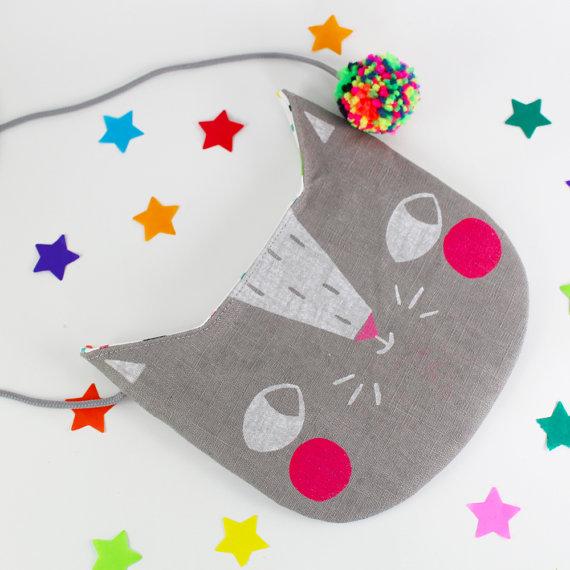 1. Julia Staite: Kids Cat Purse £14