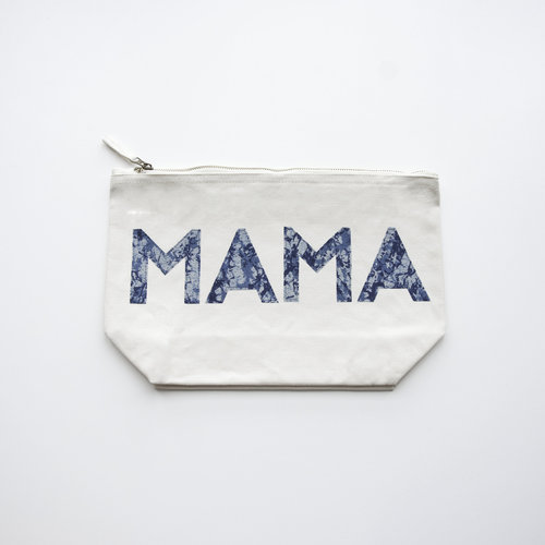 2. THE GRAY STORE, Large MAMA clutch. 15% off code in The Mamahood Marketplace