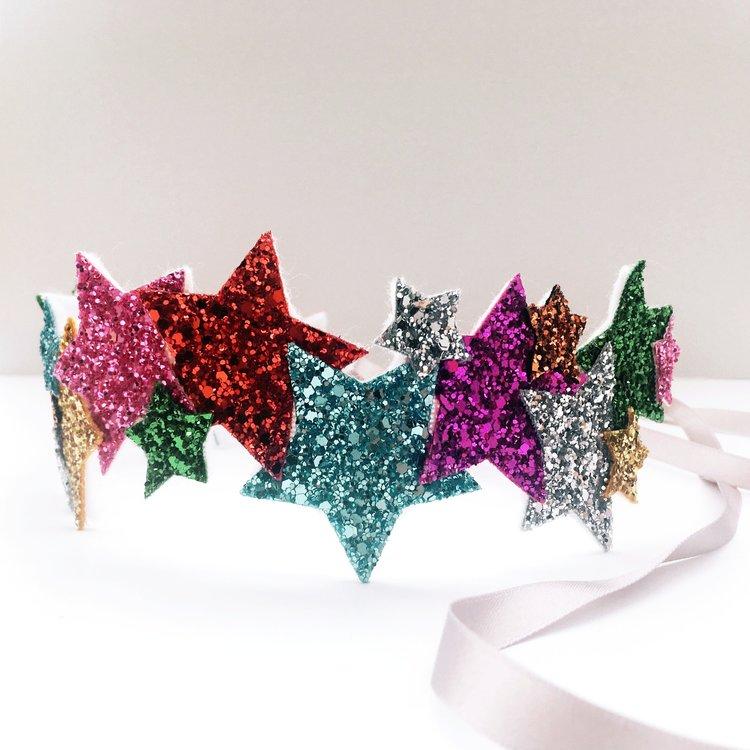 Rainbow Star Crown : Sparklechild
