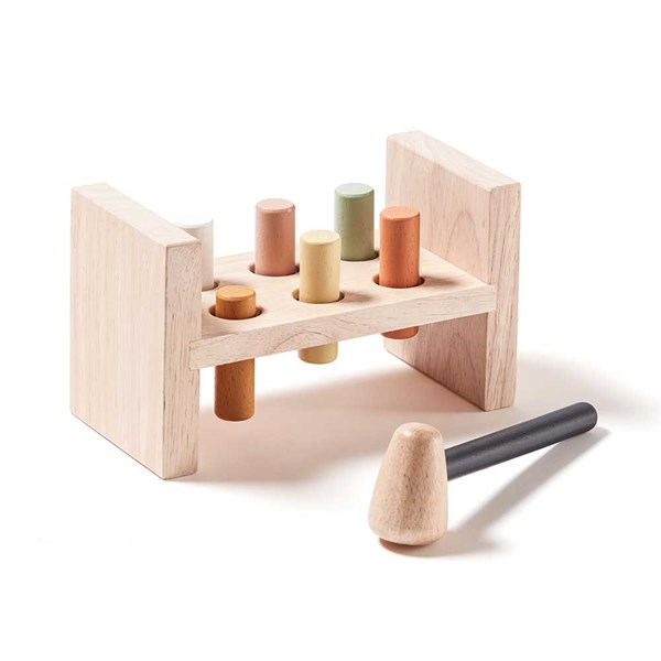 Hammer Bench: Acorn & Pip
