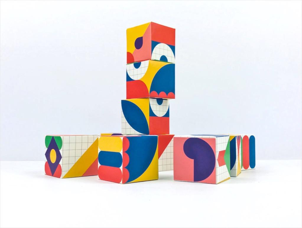 Puzzle Block Toy: Pap Yay
