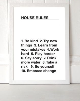 House Rules: Native State