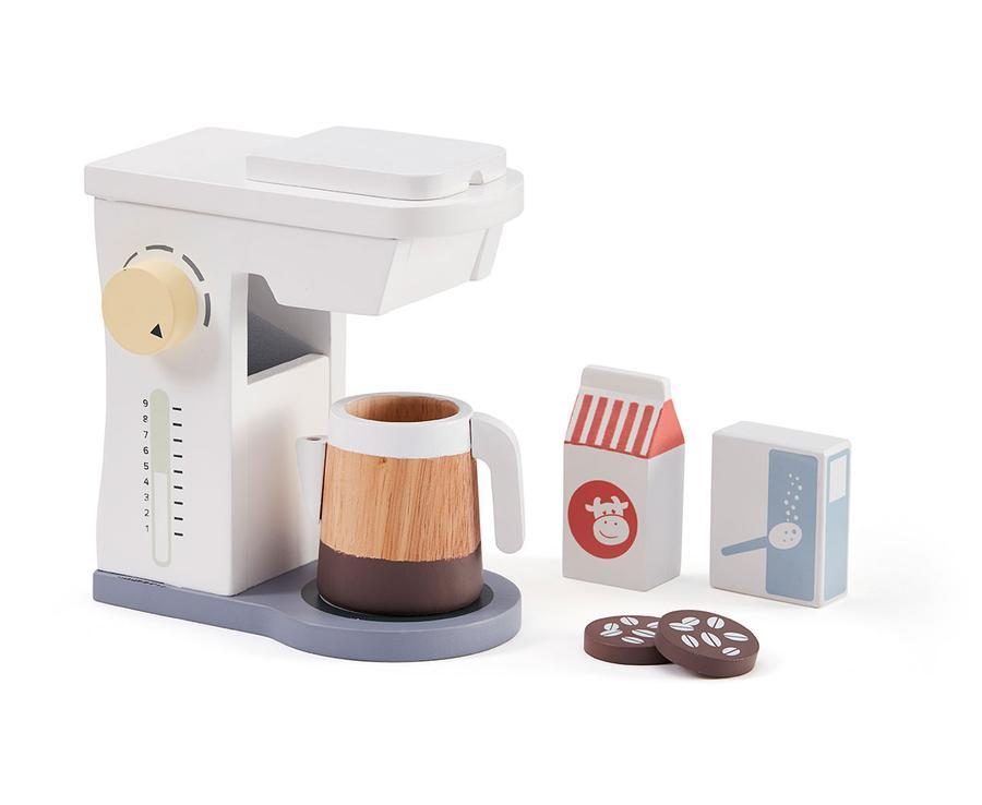 Wooden Coffee Machine: Mama & Max