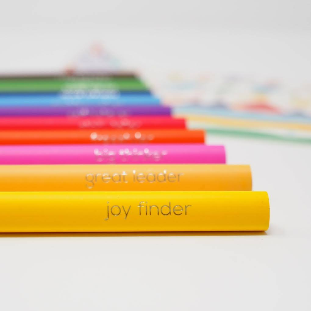 Inspirational pencils: Small Stuff UK