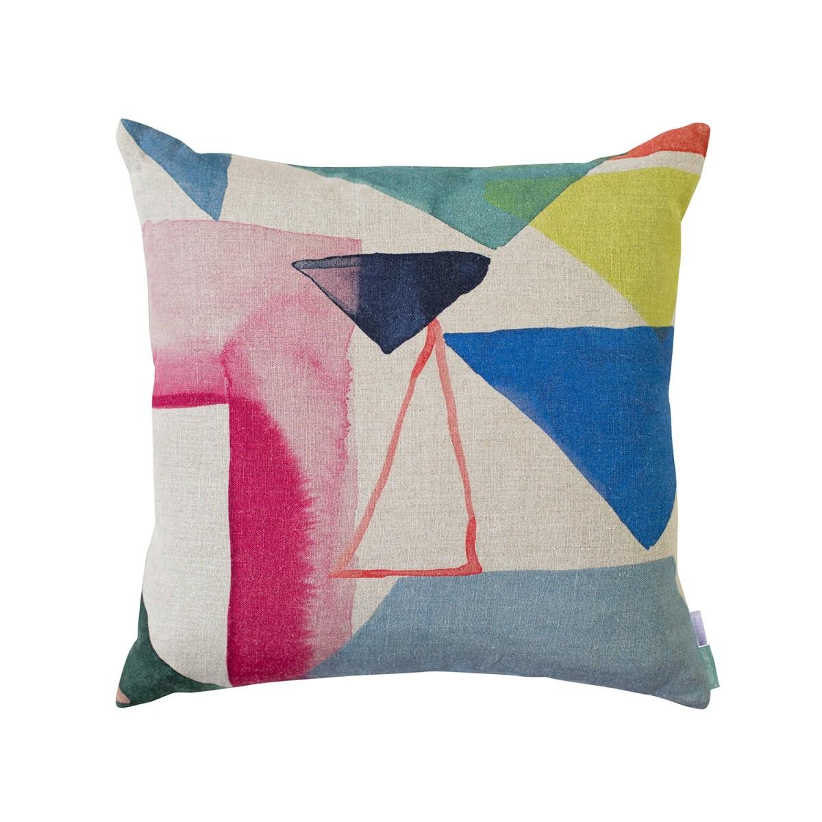Cushion : Bluebell Gray
