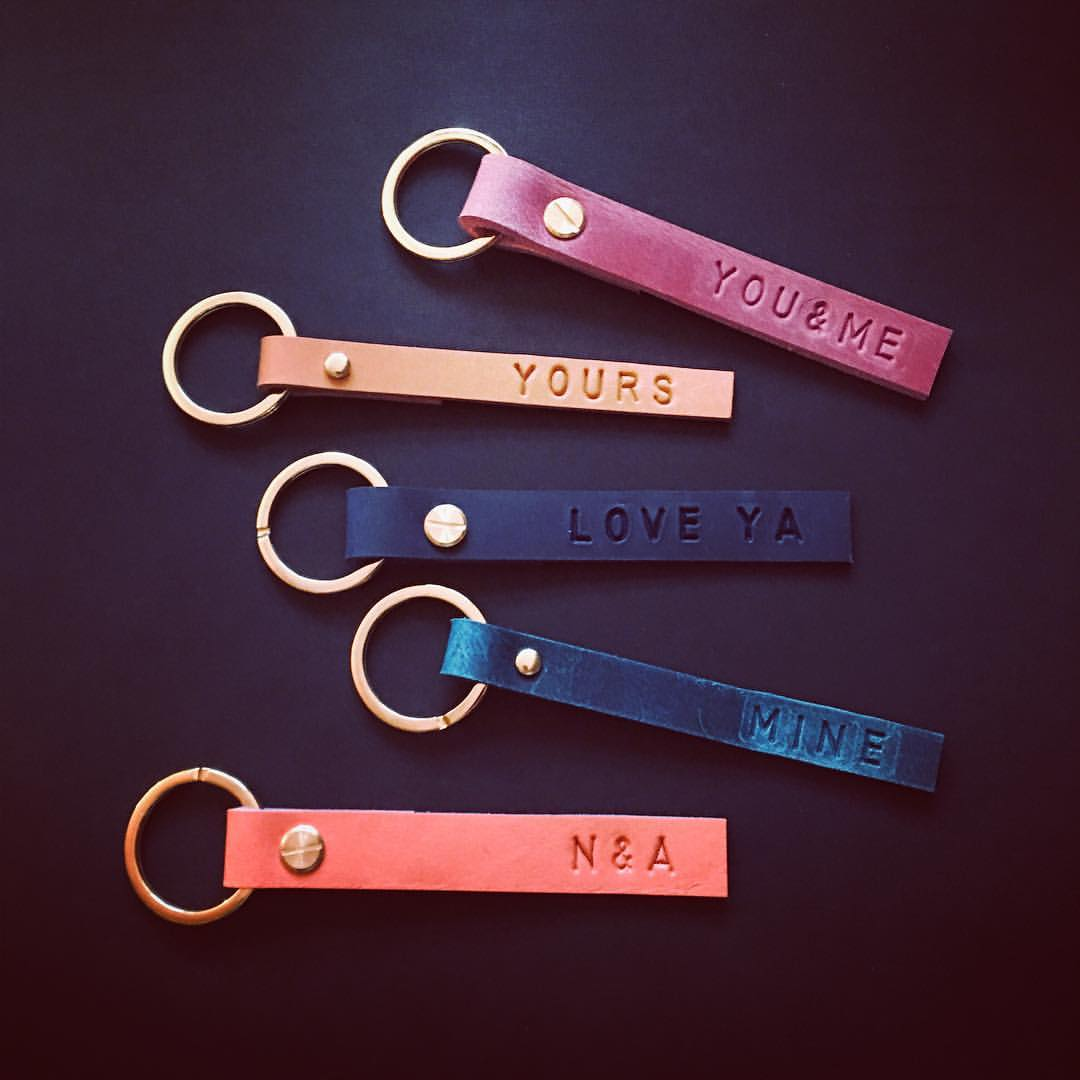 Konoc: Personalised Keyrings