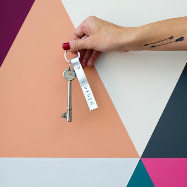 KONOC - Personalised Keyring