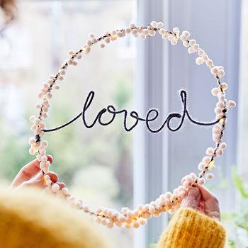 MEL PORTER - Loved Light