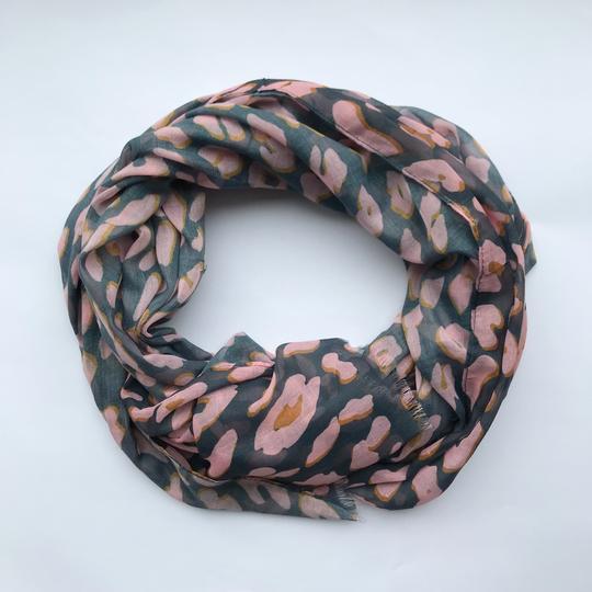 JACK & FREDA - Leopard scarf