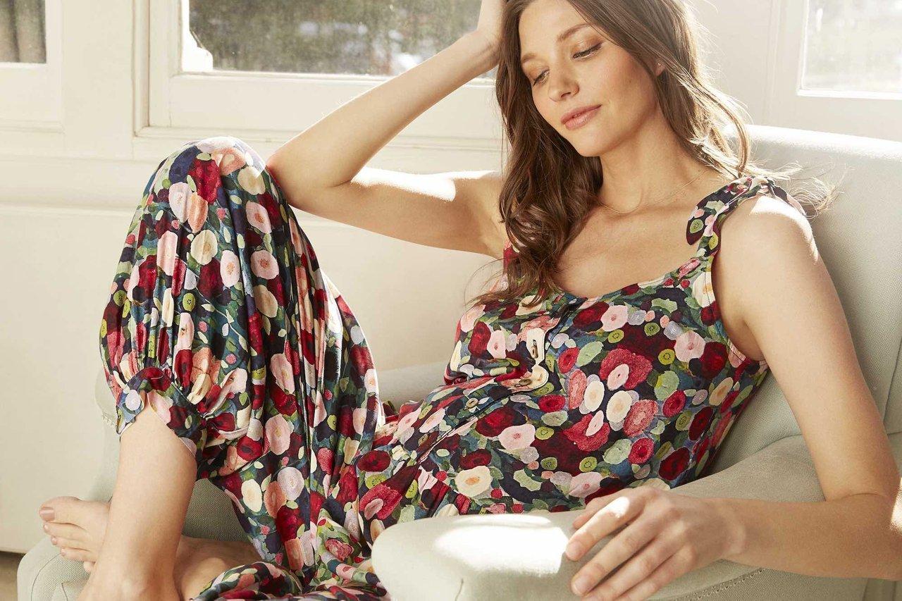CLARY & PEG - Floral Jumpsuit