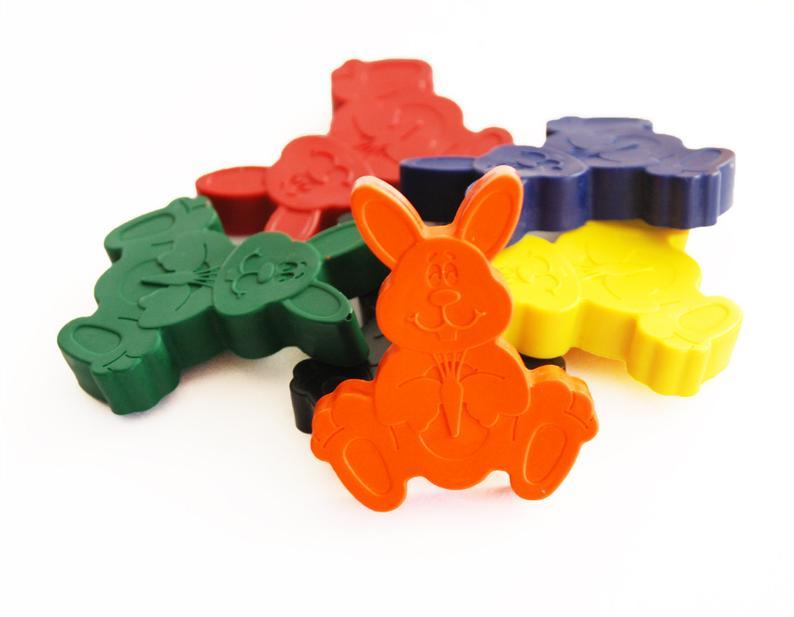 Bunny Crayons - Colour Me Fun