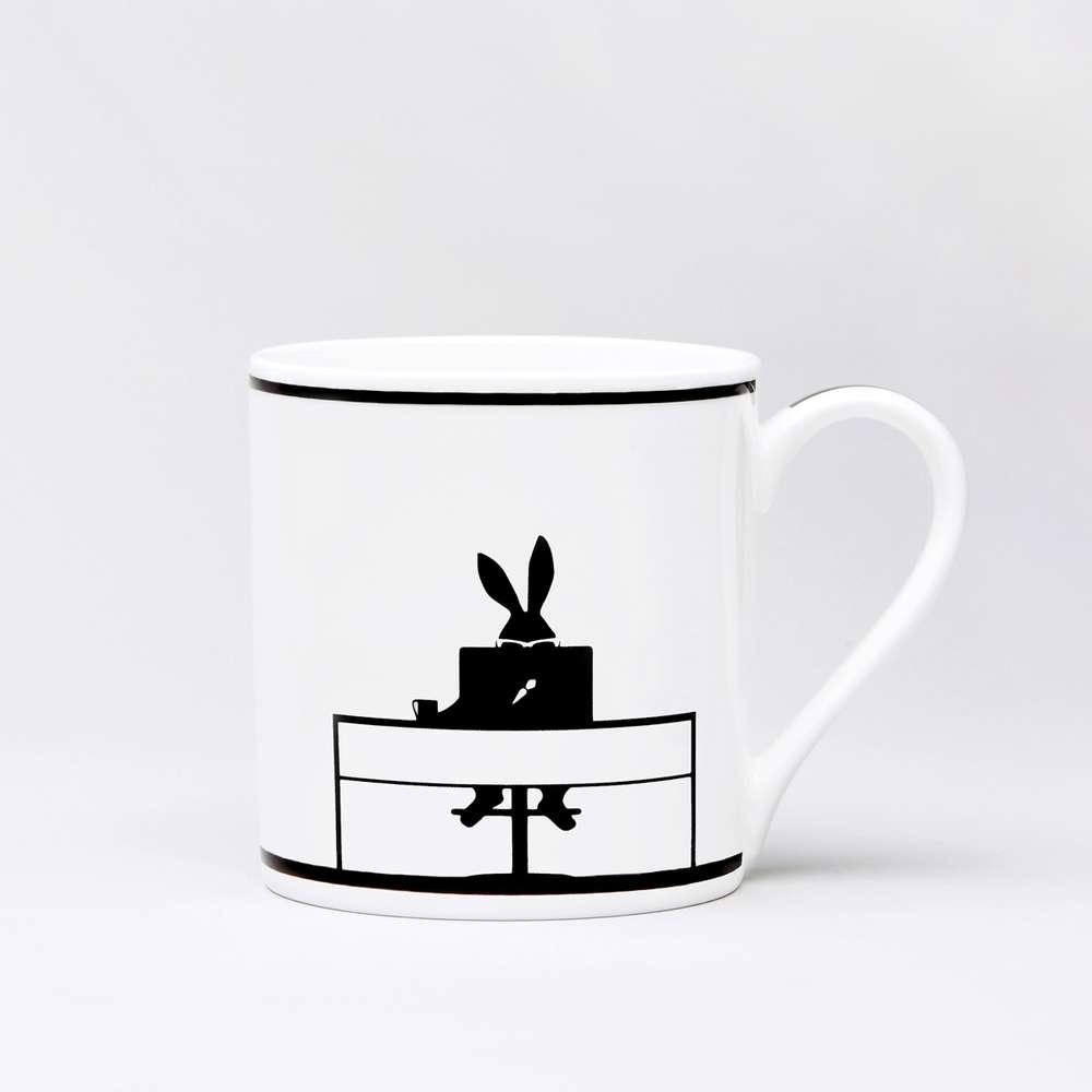 Rabbit Mug - Ham