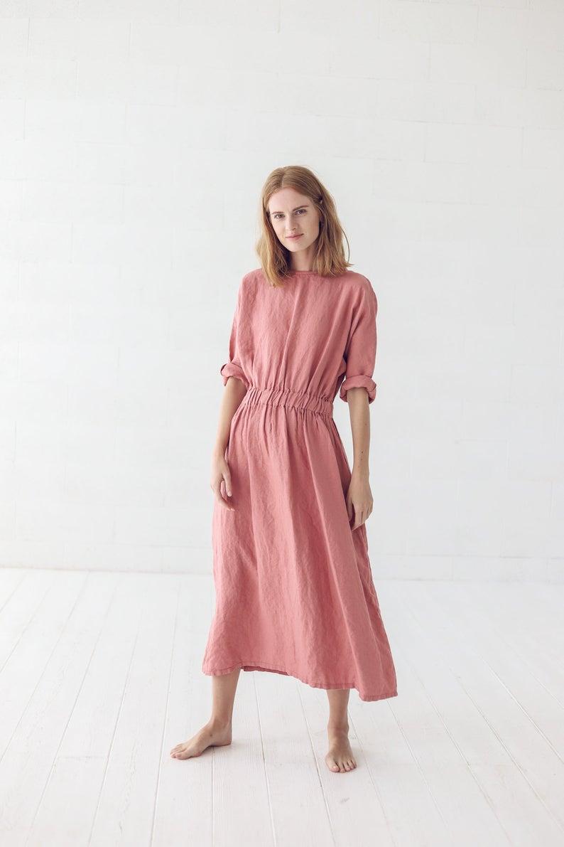 Linen Dress - EpicLinen