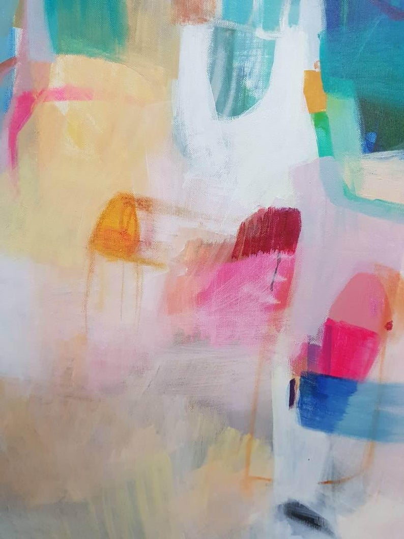 Abstract print - VictoriAtelier