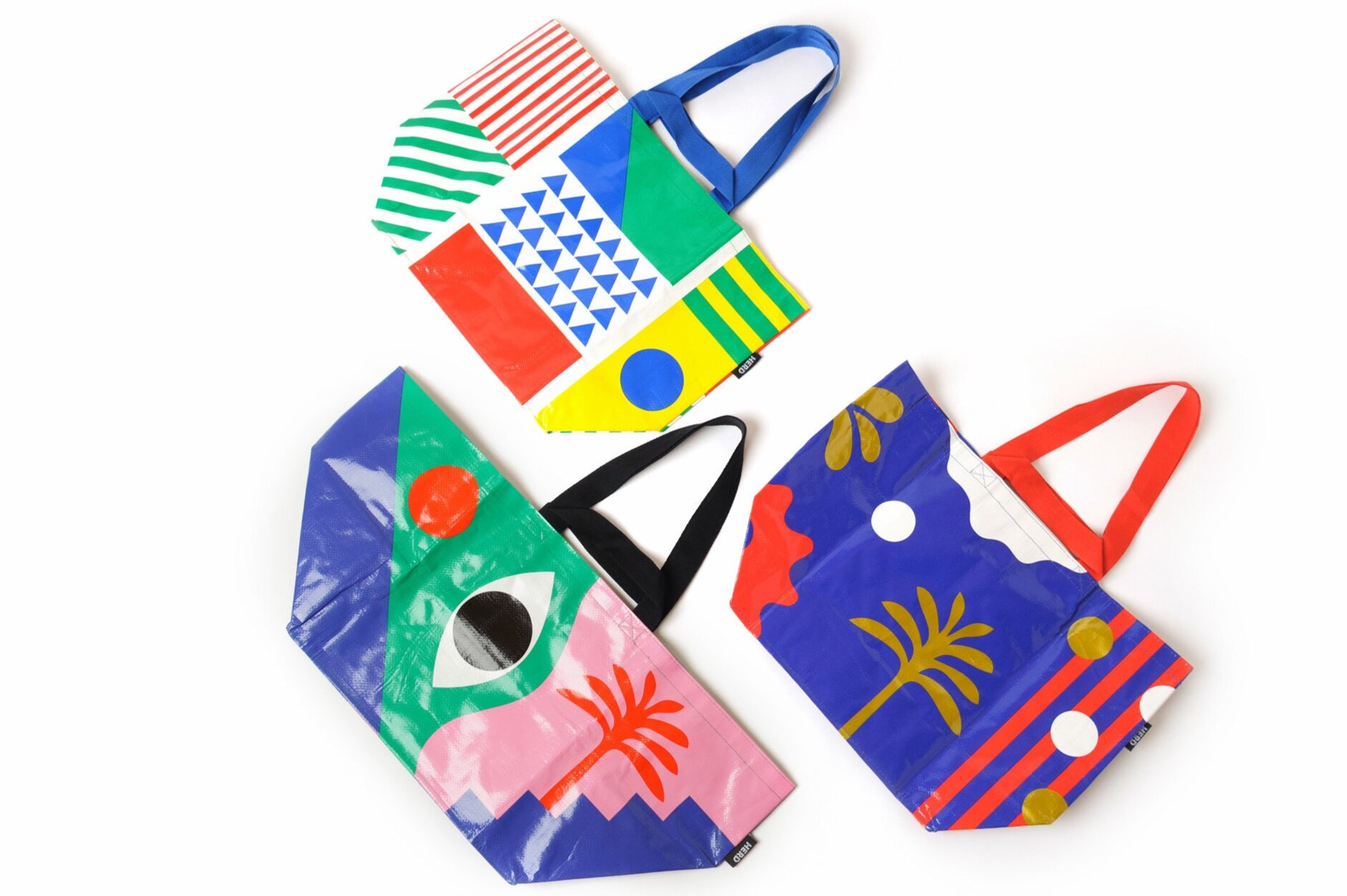 Re-usable Hardwearing Bags: Herd