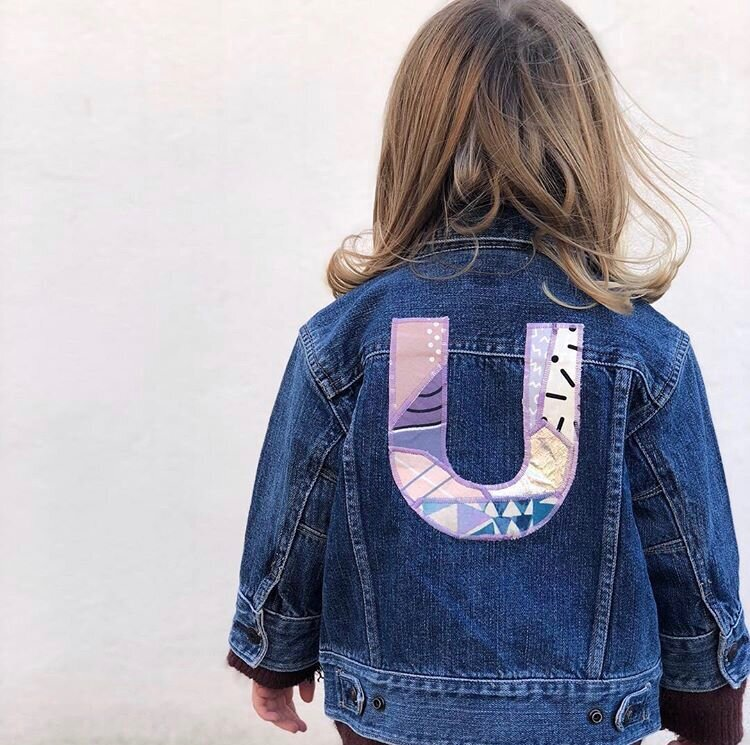 Upcycled Customised Denim: A Tribe Well Dressed