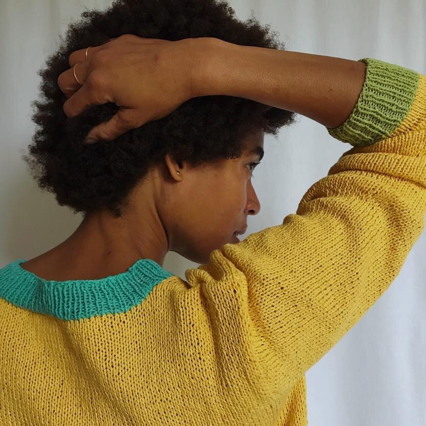 Ethical Knitwear: Jaggery London