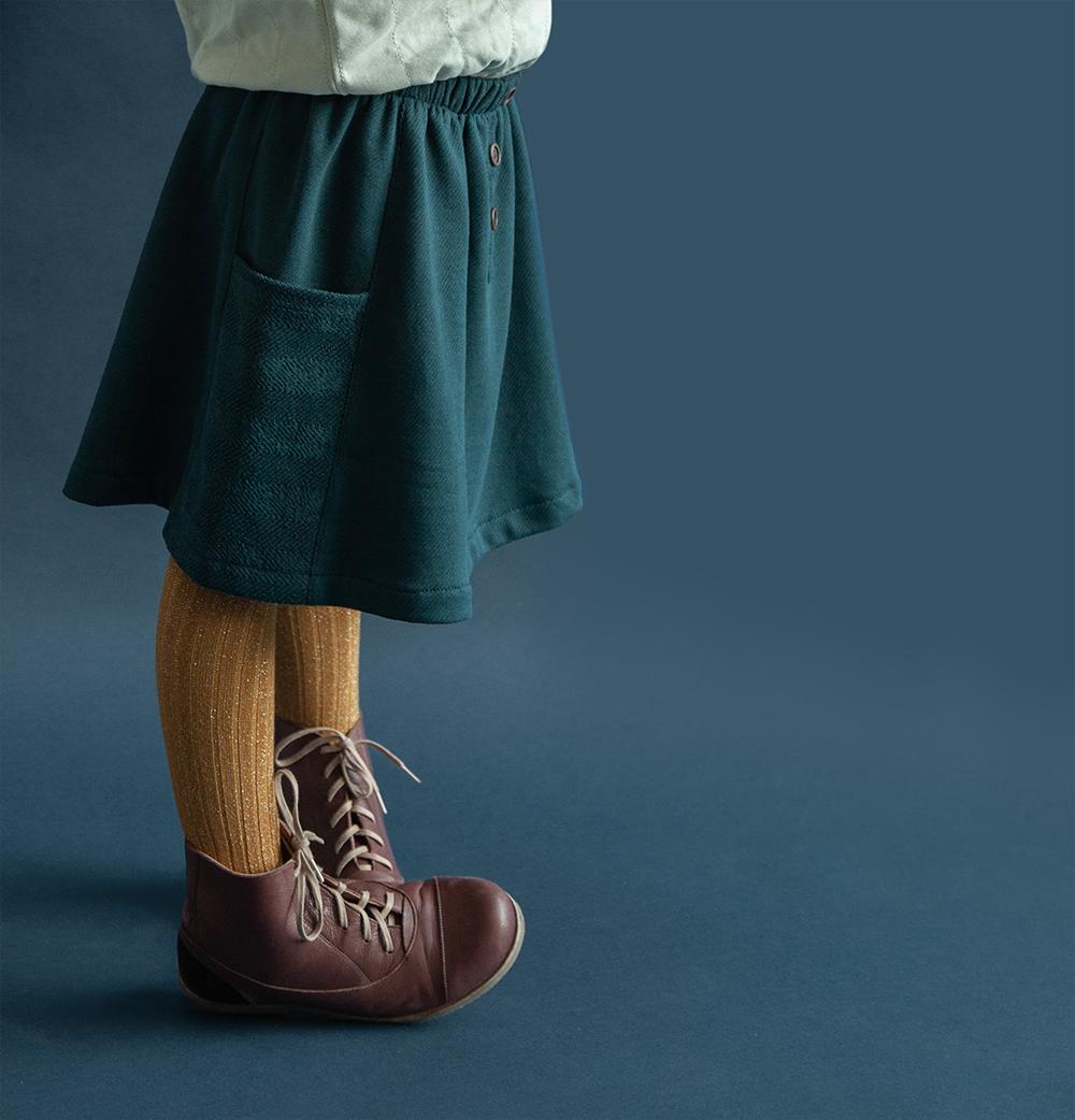 Eco-friendly kids clothing: Piupia