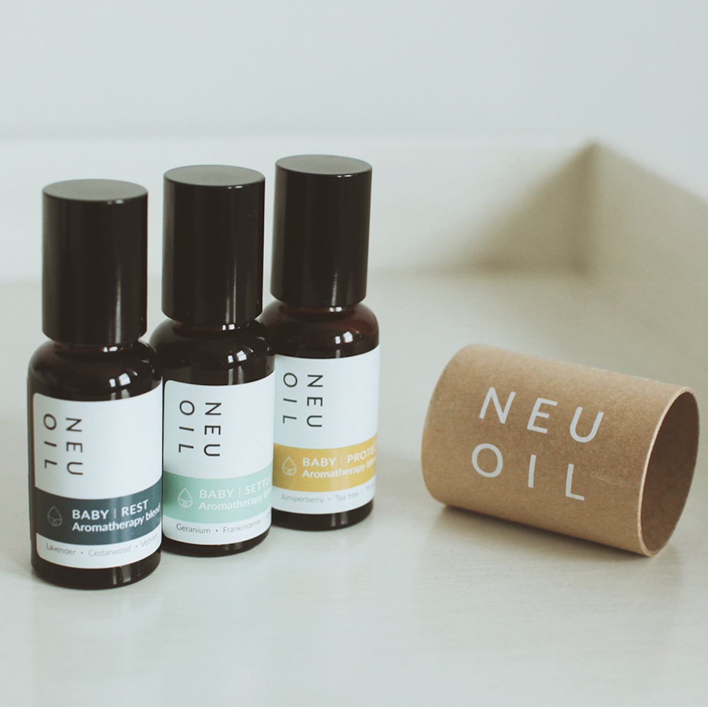 Essential Oils for Baby and You: Neu Oil