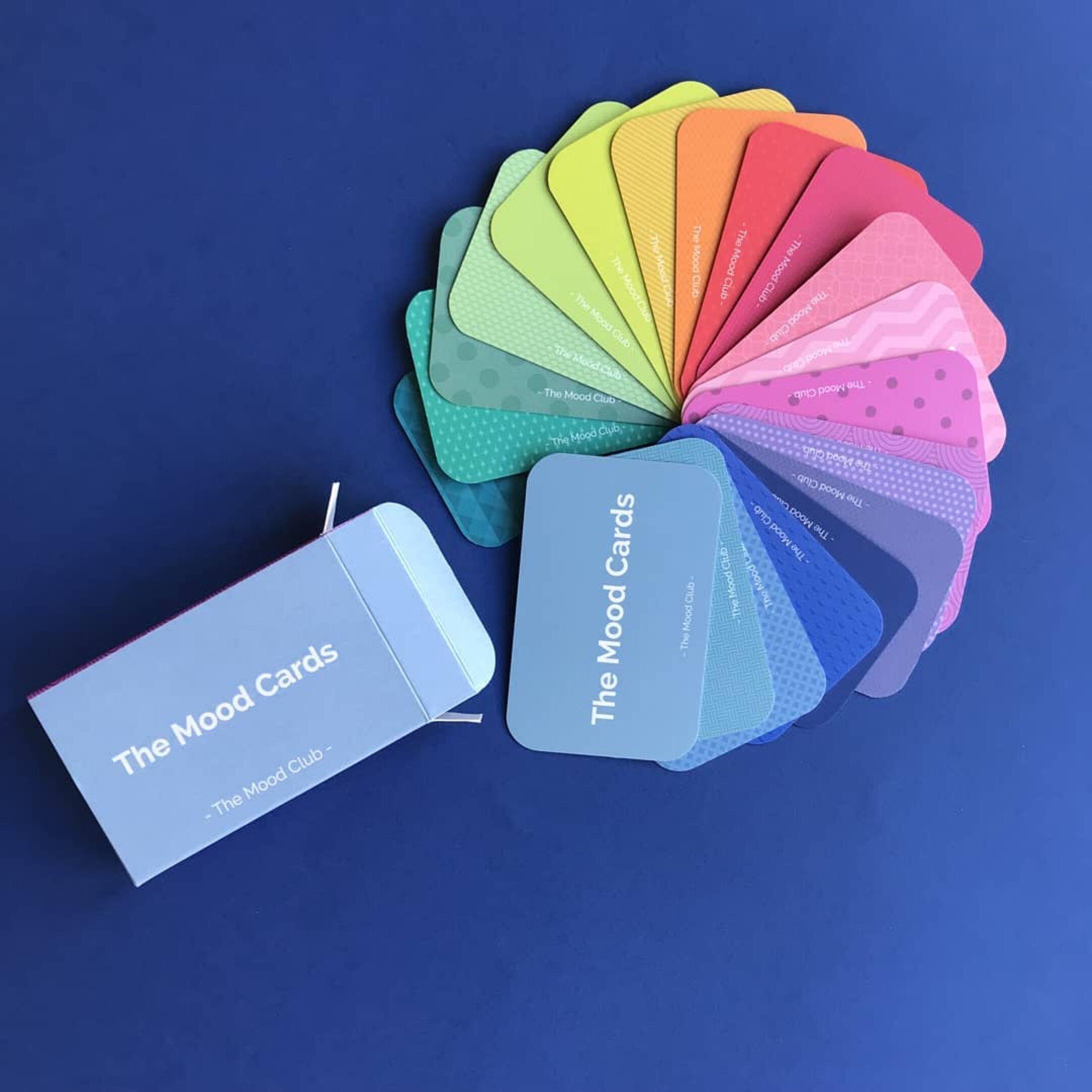 Mood Boosting Cards: The Mood Club