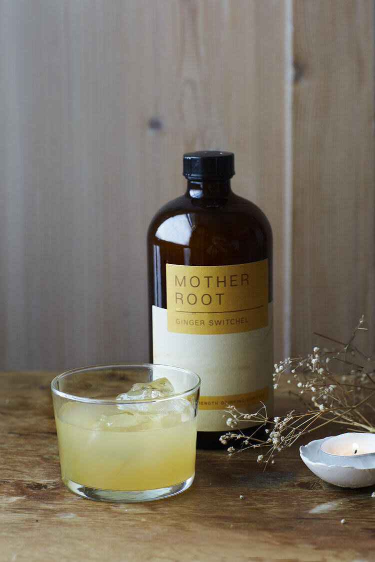 Fermented Beverages: Mother Root