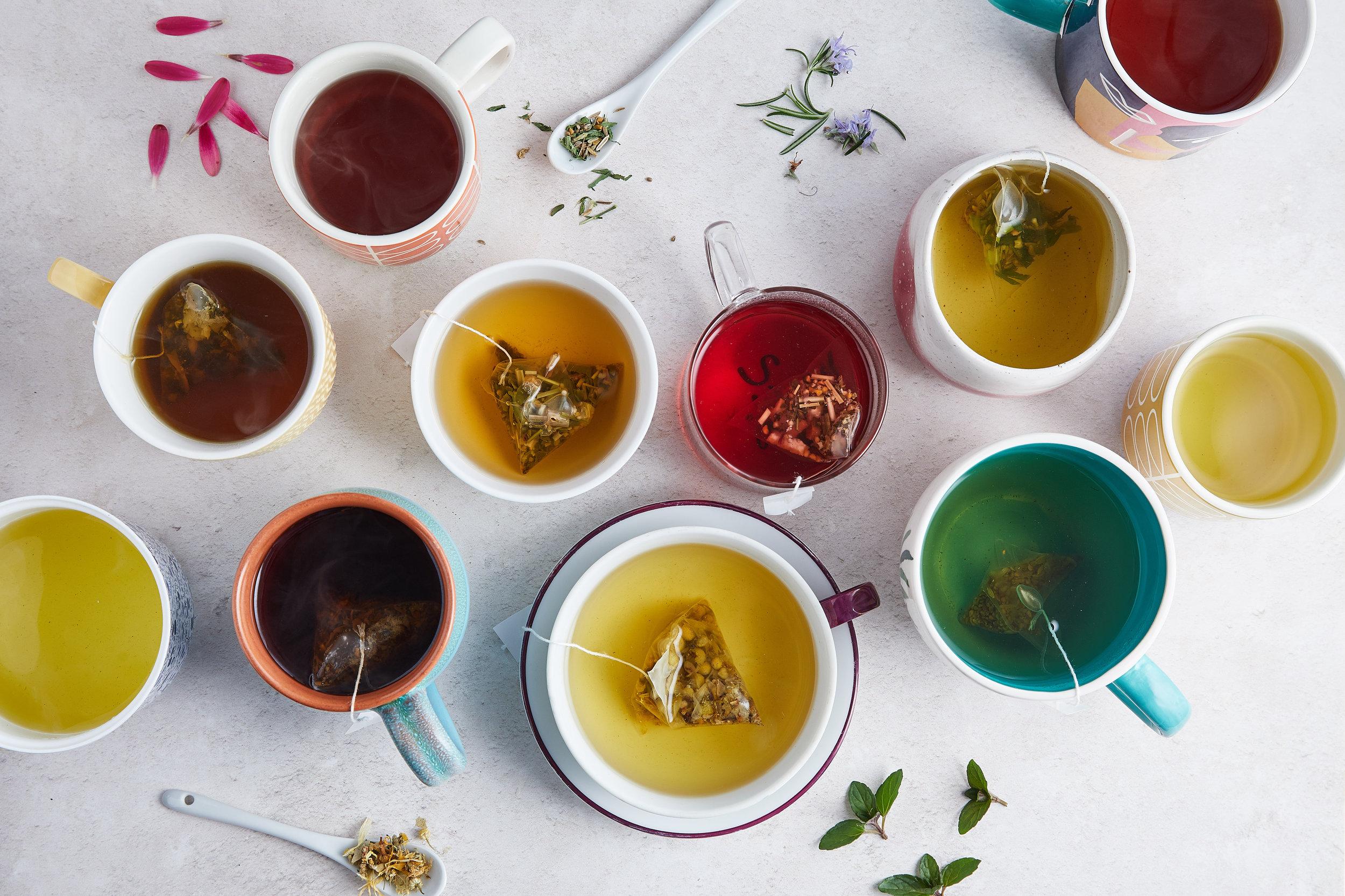Natural Blend Teas: Nipper & Co