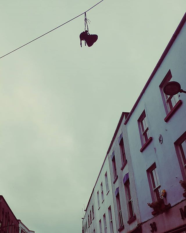 Looks like someone had a good night out in #galway