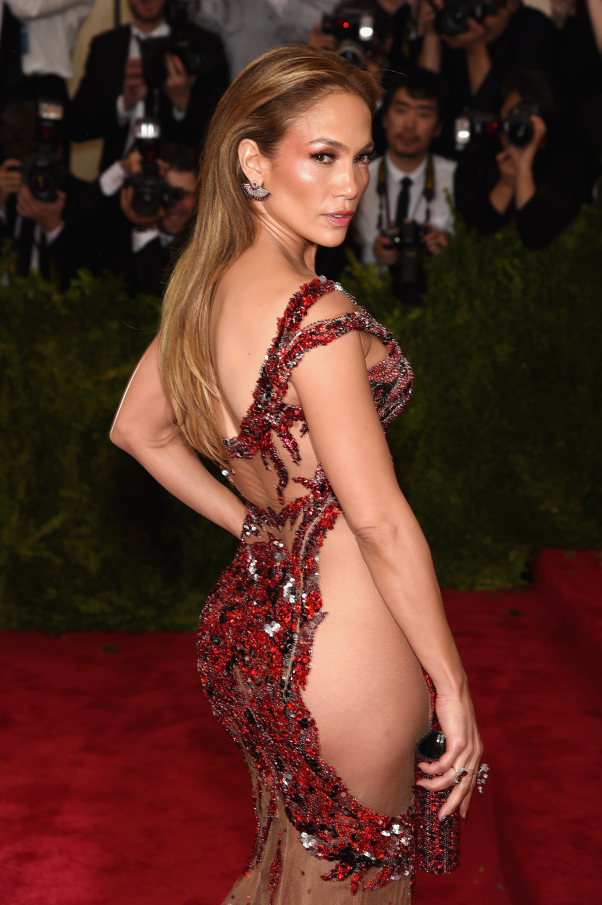 J. Lo and Tracy Anderson train together