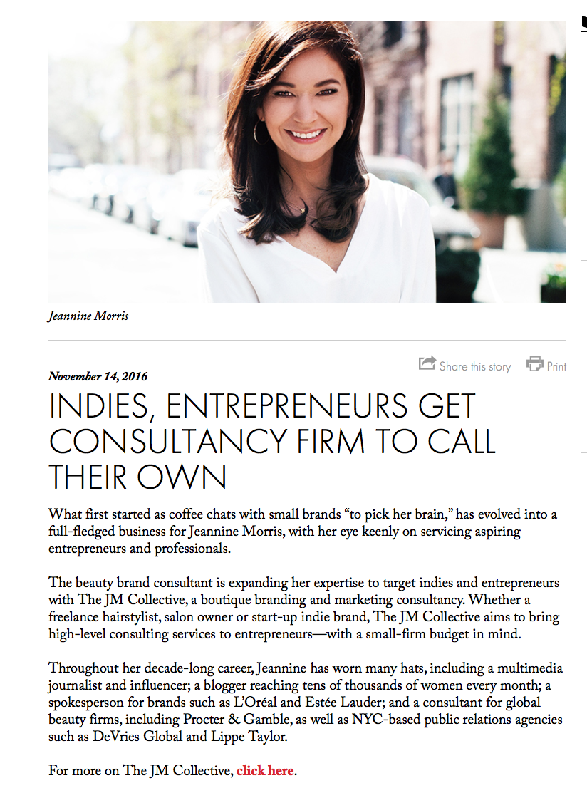CEW article this morning