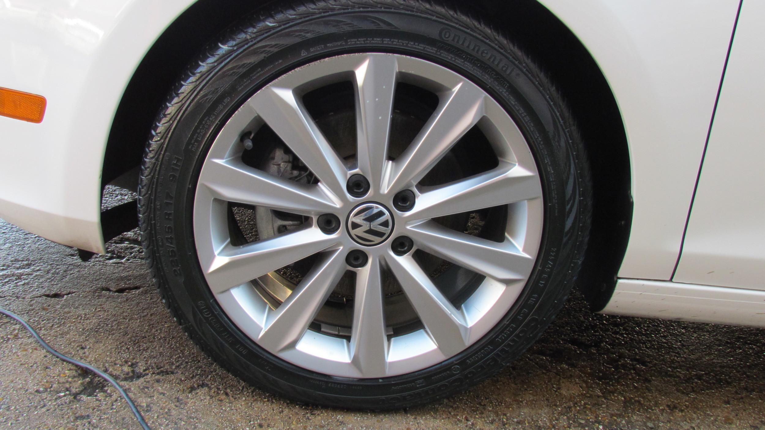 Volkswagon Golf GTI (Clean Slate)
