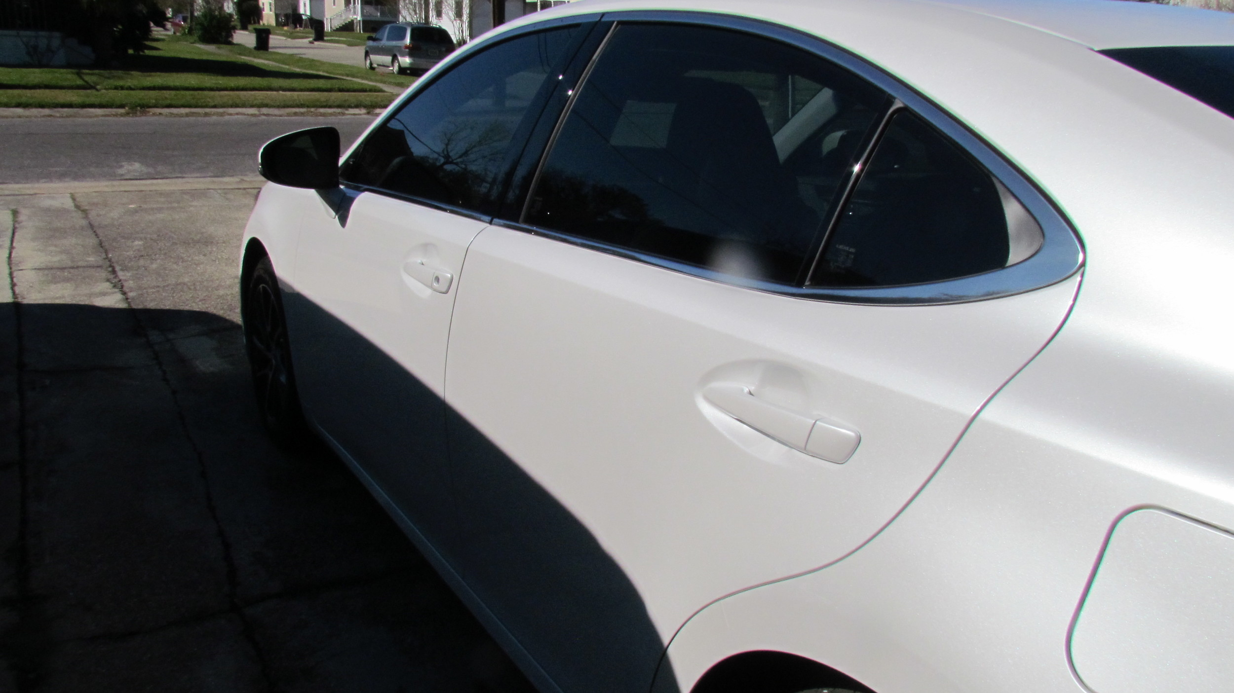 Lexus ES350 (New Car Slate)