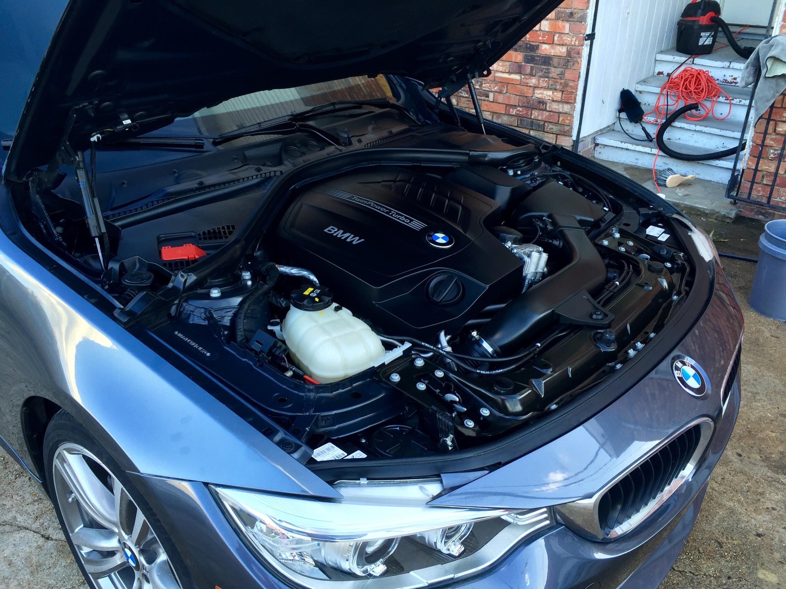 BMW 435i (Ultimate Slate)