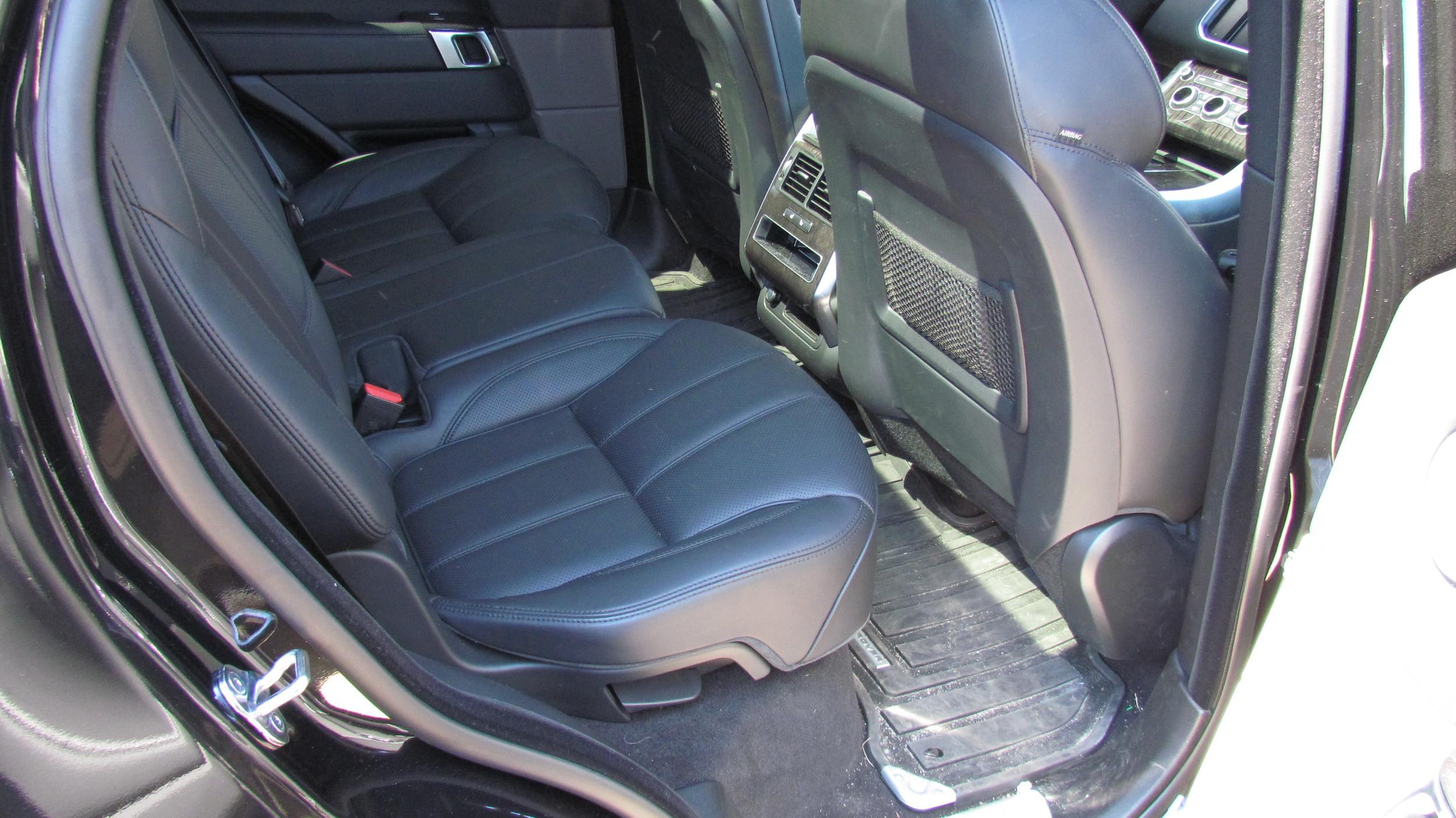 Range Rover Sport (New Car Slate)