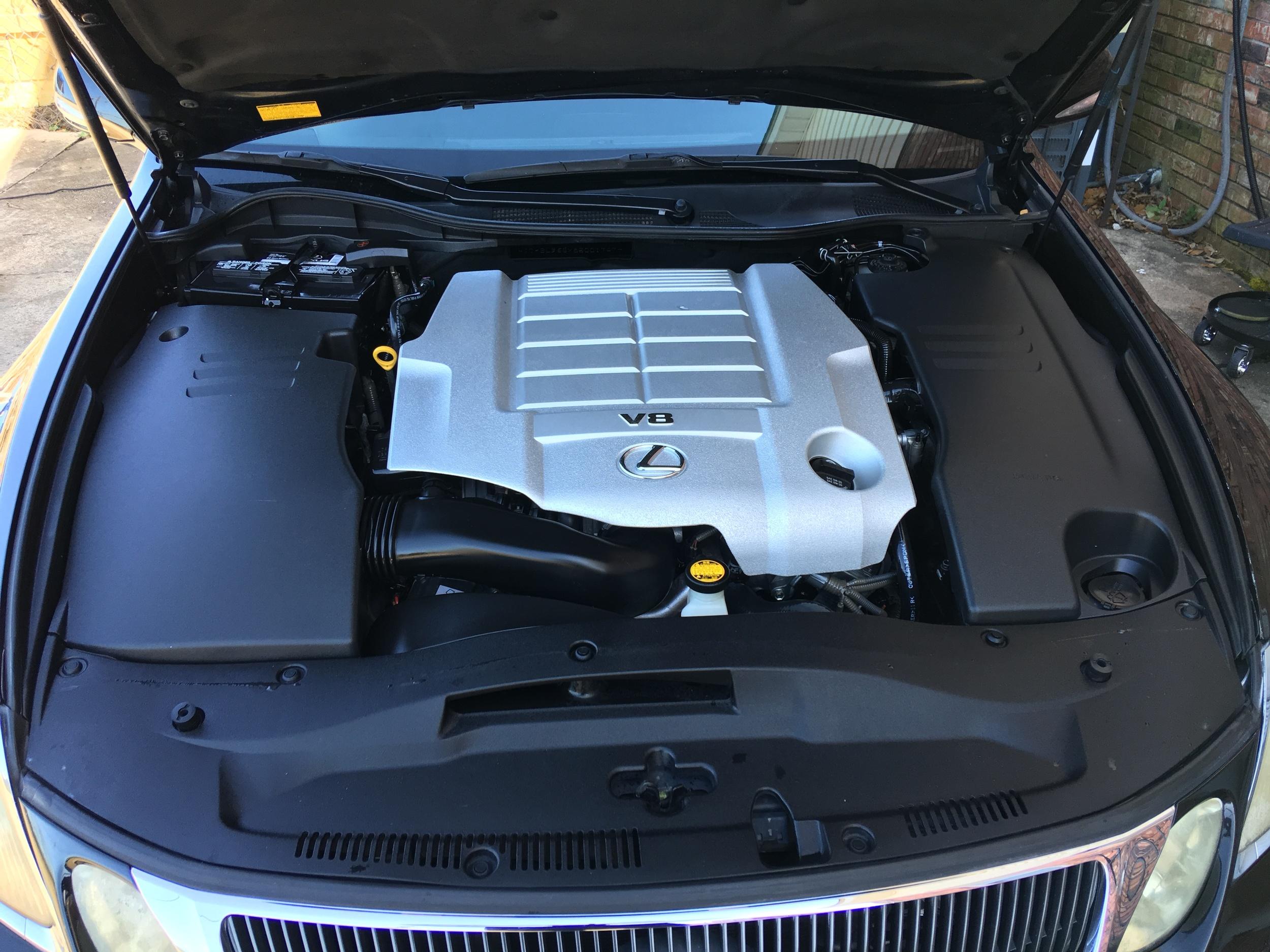 Lexus GS 450 (Clean Slate)