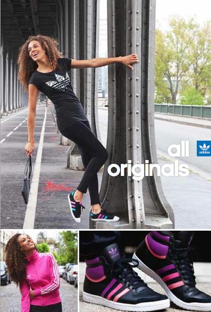 Adidas Originals Advertising 2012