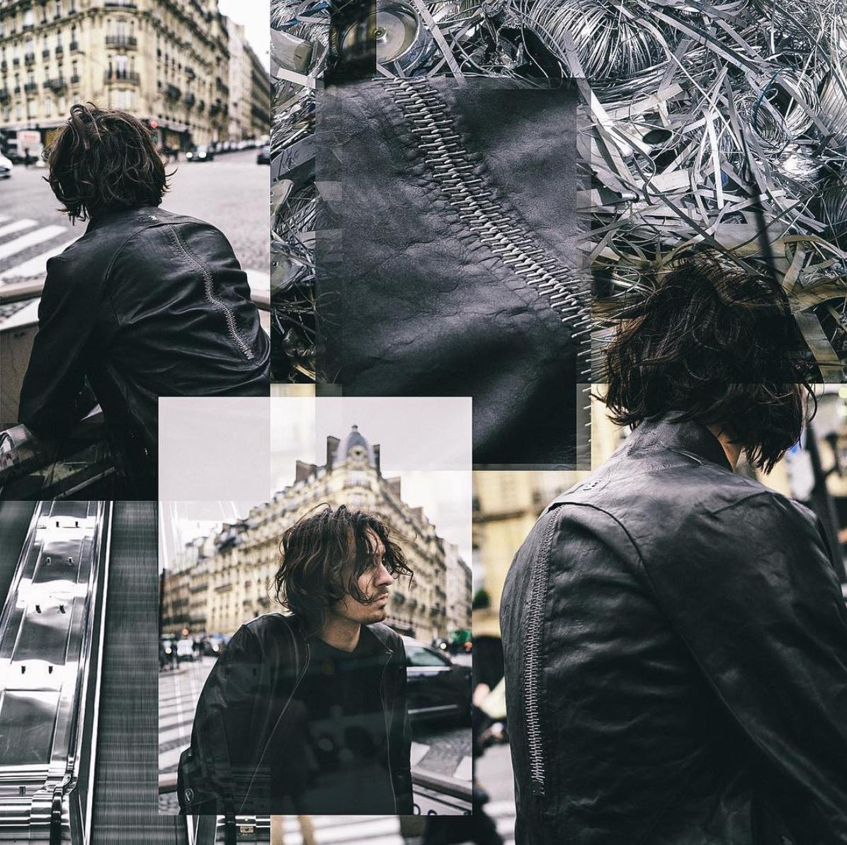 Photoshoot / Isaac Sellam (Artistic direction + Editing)