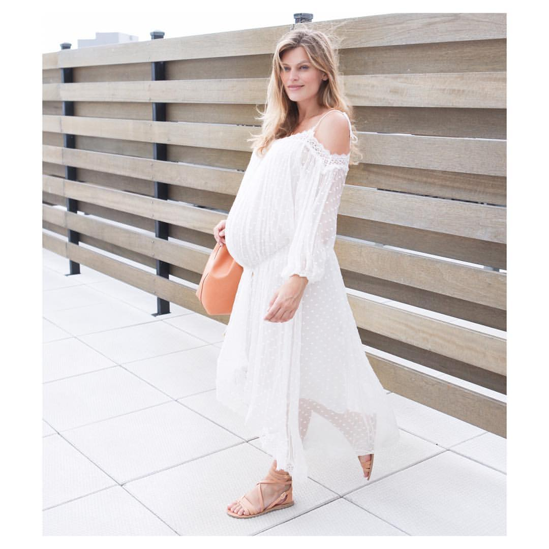Model, blogger, client Adela Capova
